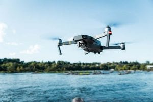 ID systems for drones