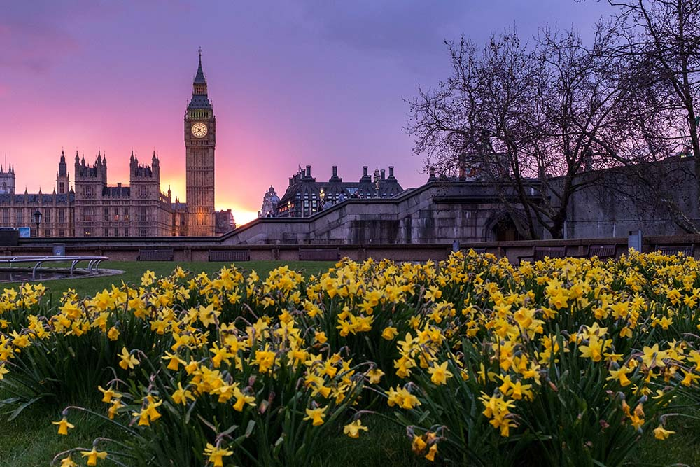 5 wonderful reasons to visit Europe in springtime