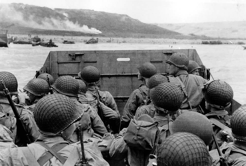 D-Day musings: 75th Anniversary of landing, Raw Courage, programs, photos