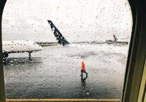 weather delays