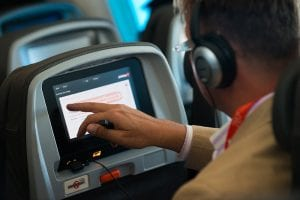 airline spying