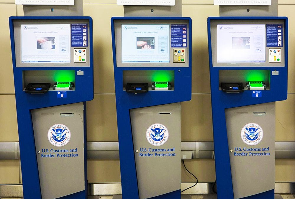 Global Entry Program or Mobile Passport App in a COVID-19 world
