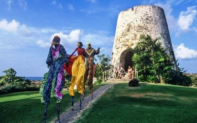 history and nature at Buccaneer