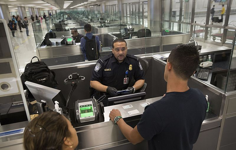 Don't make a custom agent's job more difficult at the border