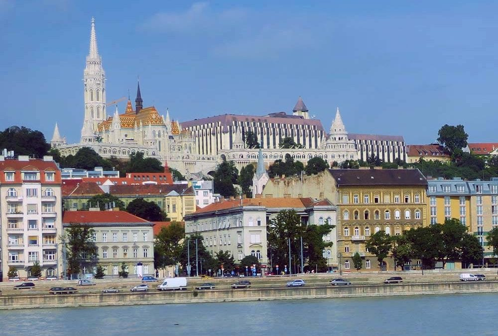 How to discover beautiful Danube River cities while cruising