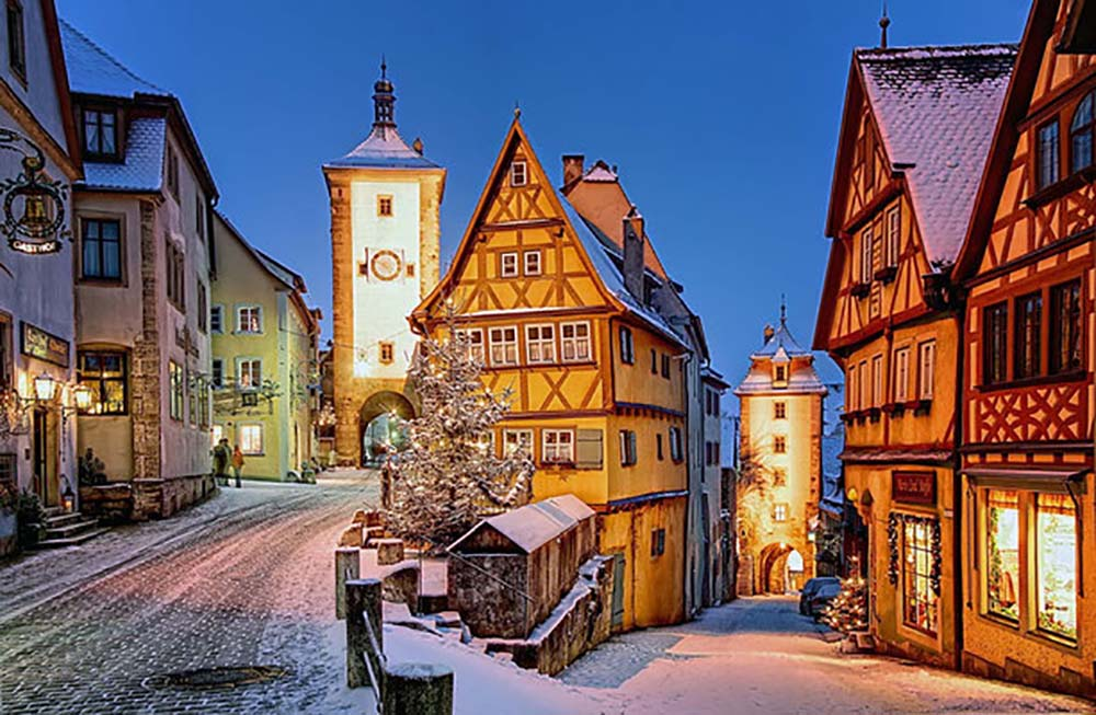 Christmas in Germany brings out the best gift markets