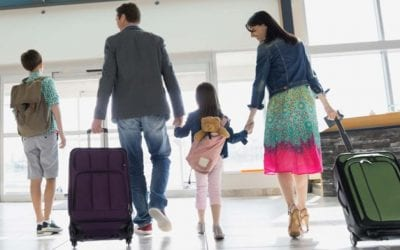 Will families ever sit together for free when flying?