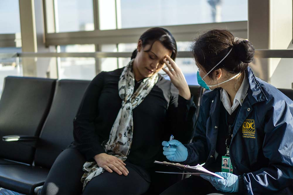 Will there be a big change to airline sick passenger rules?