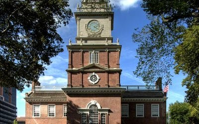 Independence Hall, Independence National Historic Park, Philadelphia, PA. Copyright © 2008 NSL Photography. All Rights Reserved.
