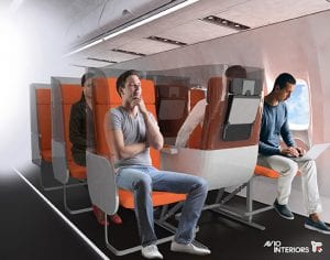 new airline seats