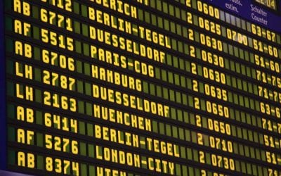 In Europe, refunds are guaranteed, but travel credits are urged