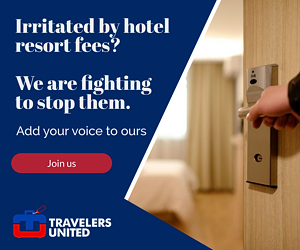 Irritated by hotel resort fees?