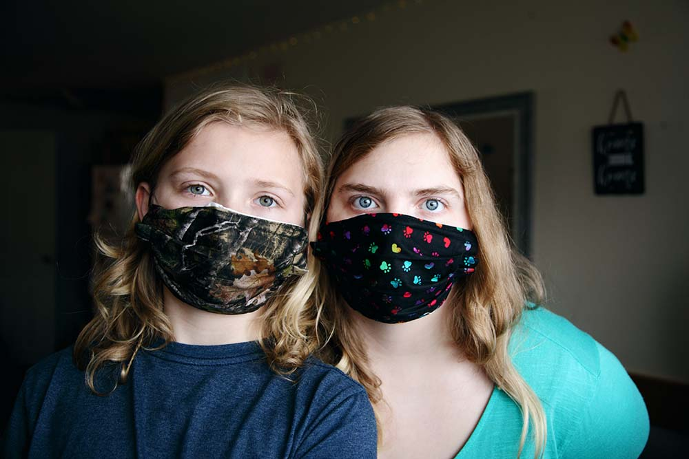 Are you safe now that the US follows face mask science alone?