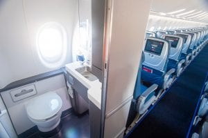 Delta A220 lavatory by Delta News Hub 2018