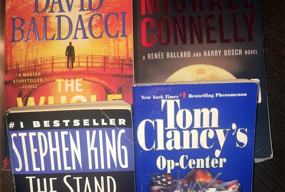 In a Kindle age, six reasons I take paperback books on vacation.
