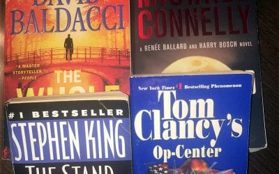 In a Kindle age, six reasons I take paperback books on vacation