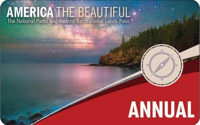 U.S. National Park Annual Pass