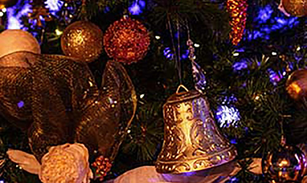 Airport mantras for peaceful holiday travel and best Christmas video ad