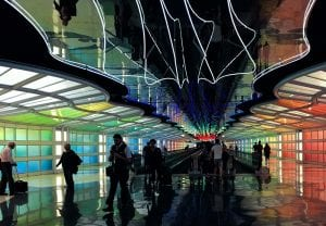 airport marraige proposal