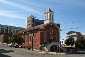 Dexter Avenue Church, Montgomery, Alabama, Copyright © 2021 NSL Photography. All Rights Reserved.