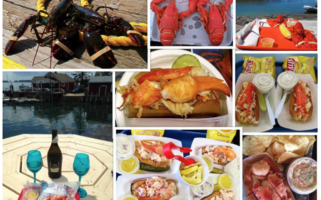 Savor Maine's best Lobster Shacks during the coming spring and summer