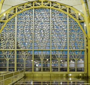 DC airport art