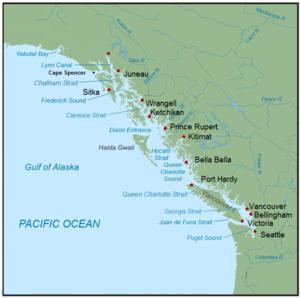 Jones Act in Alaska