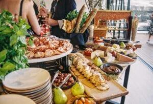 restaurant buffets