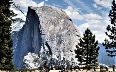 Half Dome, Yosemiti National Park
