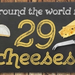 tastes of cheese