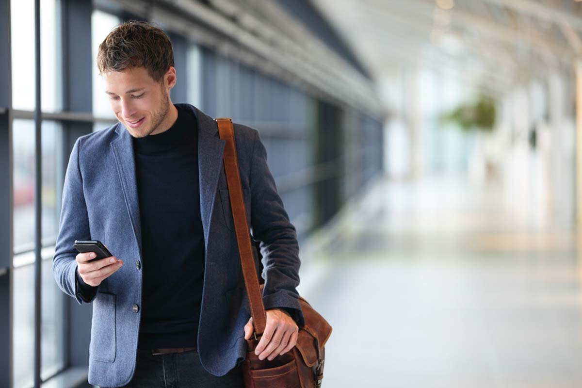What to do when you lose your phone while traveling