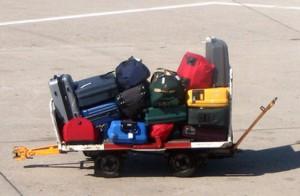mishandled baggage