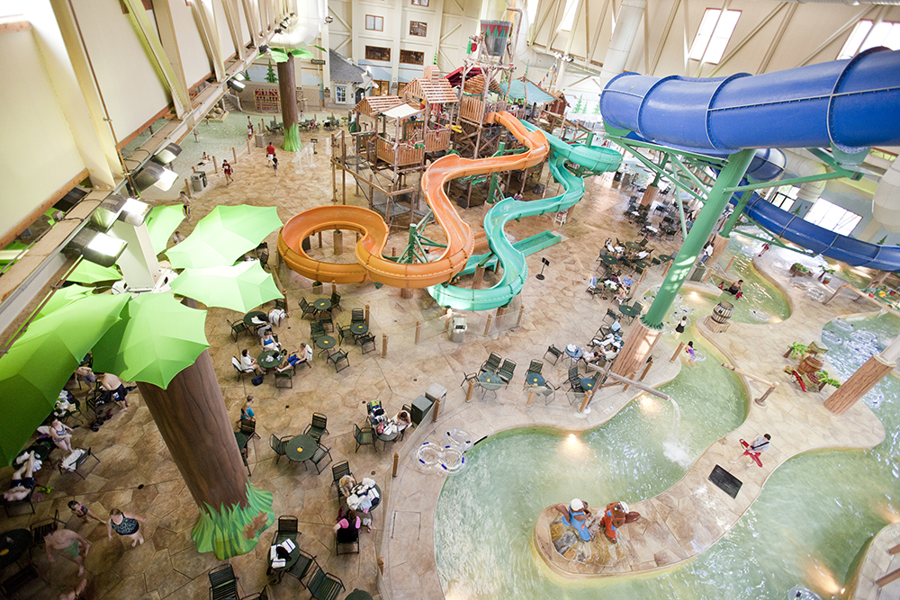 Great Wolf Lodge: An unparalleled land-and-water adventure ...
