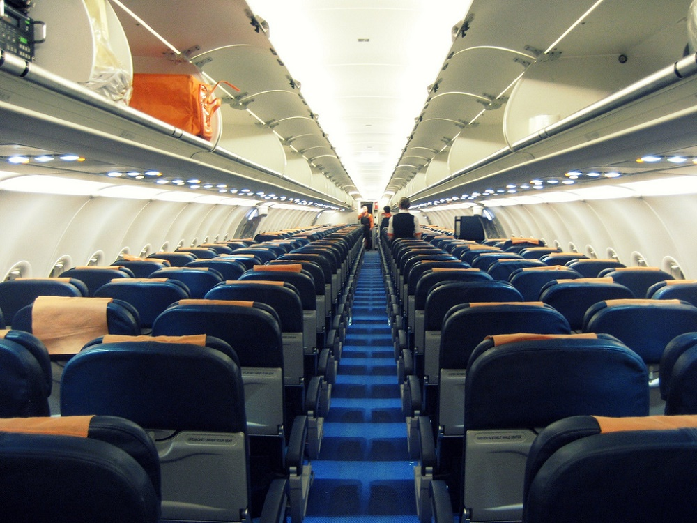 A commercial airplane seat FAQ