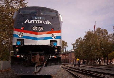Amtrak service declines as it becomes an airline on rails